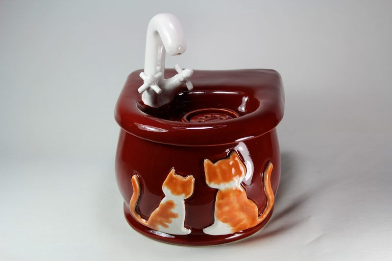 Ebi S Ceramic Pet Drinking Fountains The Quality