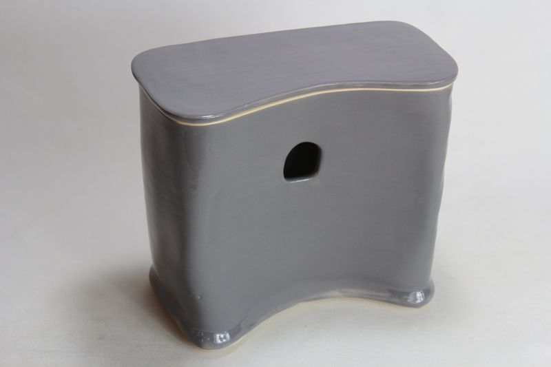 detached battery compartment