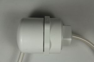 Filter housing for Ebi's Bio Filter