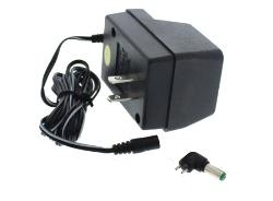 Universal Voltage Output AC/DC Power Adapter